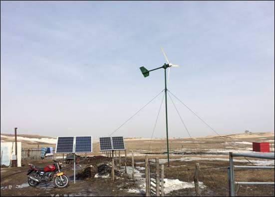 行走在多伦坝上草原的电力人——中电工程华东院公司