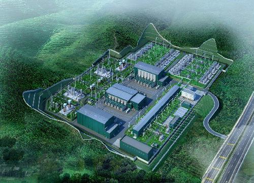 中電工程華東院承擔設計的±800千伏紹興換流站工程成功投入運行